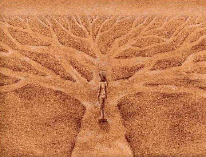 Притча 5 мудрецов о предназначении и жизненных путях человека