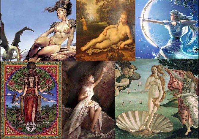 Мужские и женские Архетипы внутри нас