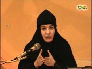 Нина Крыгина - монахиня, кандидат психологических наук, профессор
