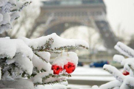 Рождество во ФРАНЦИИ!