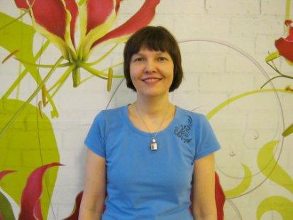 Елена Пирогова - психолог, тренер личностного роста Центров Взаимоотношений GRC