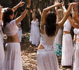 Женский танец Мандала в Ставрополе (развитие женственности)